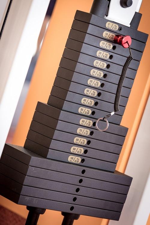 Gewichtsblock