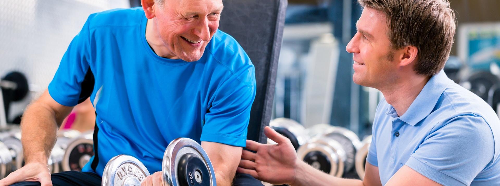 Individuelle Trainingsplanung Egal ob Athletik- oder Reha, Wettbewerb oder Hobby – wir erarbeiten gemeinsam Dein Trainingsprogramm…