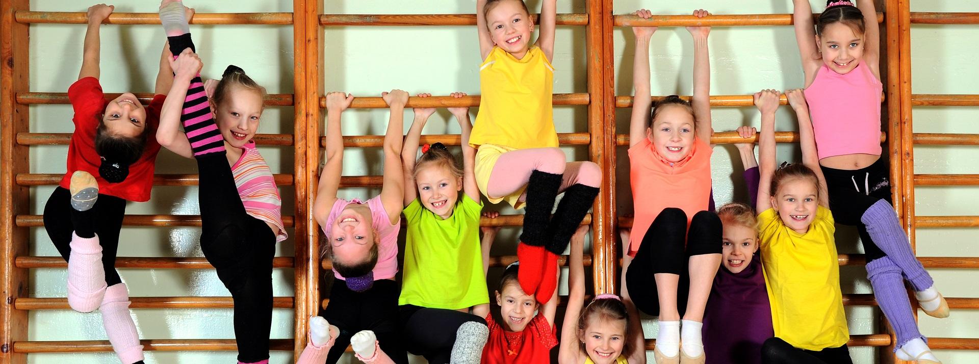 Kinder - Fitness