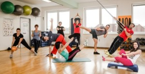 Group-Fitness Einheiten
