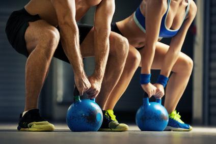 Athletik Training Hol' das Beste aus Dir raus…