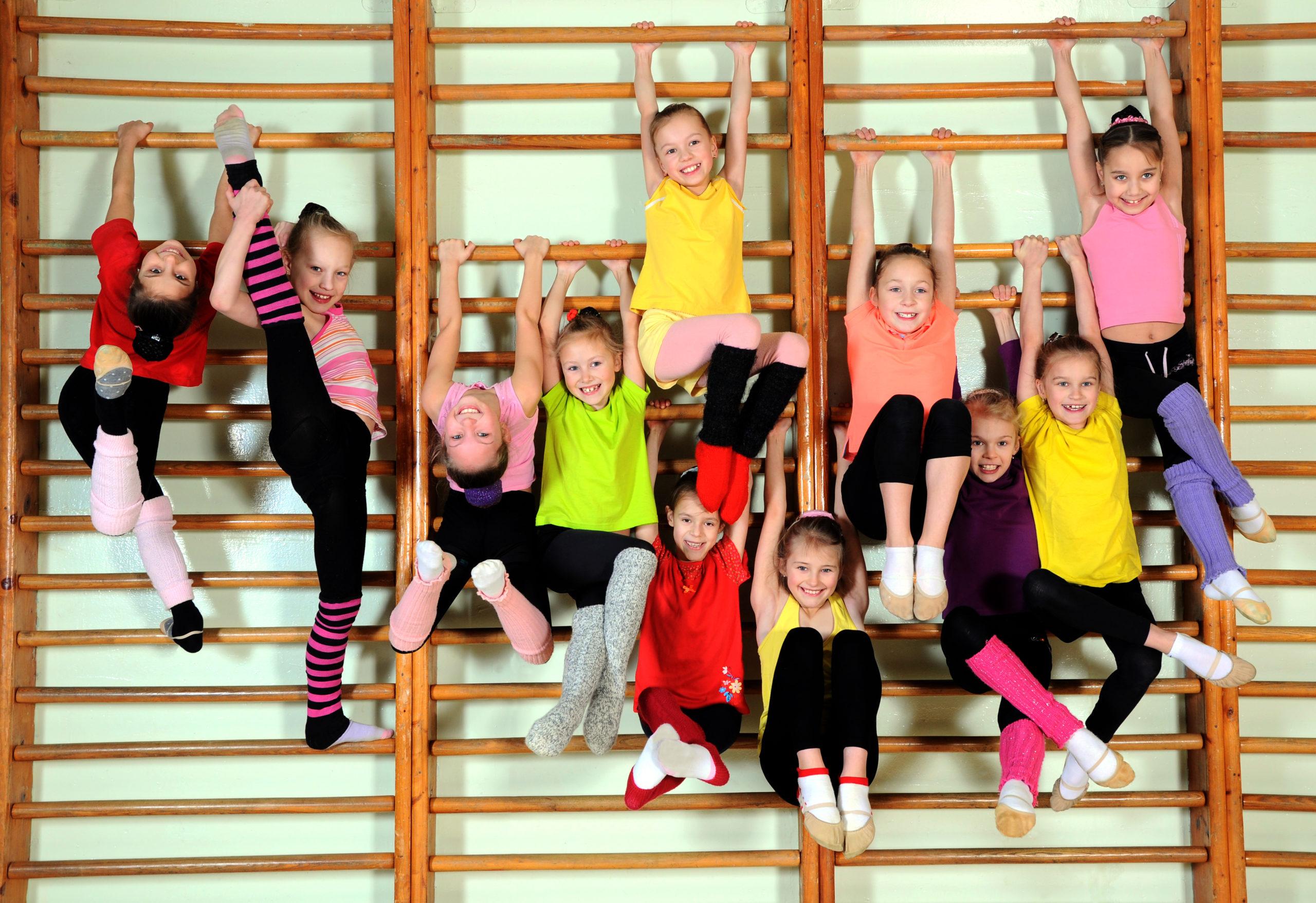 Kinder Fitness